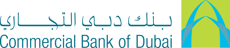 Commercial Band of Dubai logo